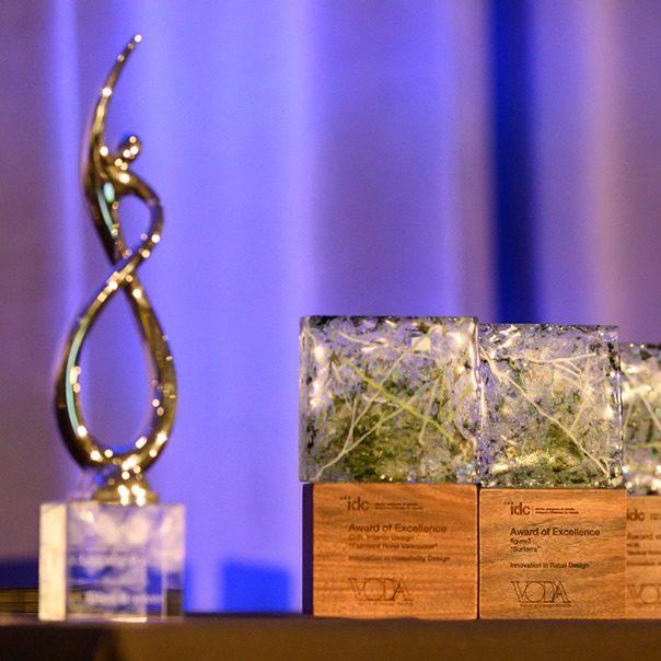 Canadian interior designers honoured at IDC's Design Symposium in Vancouver, B.C.