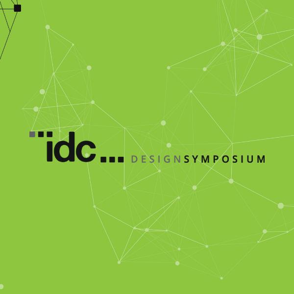 IDC 2020 Design Symposium Cancelled