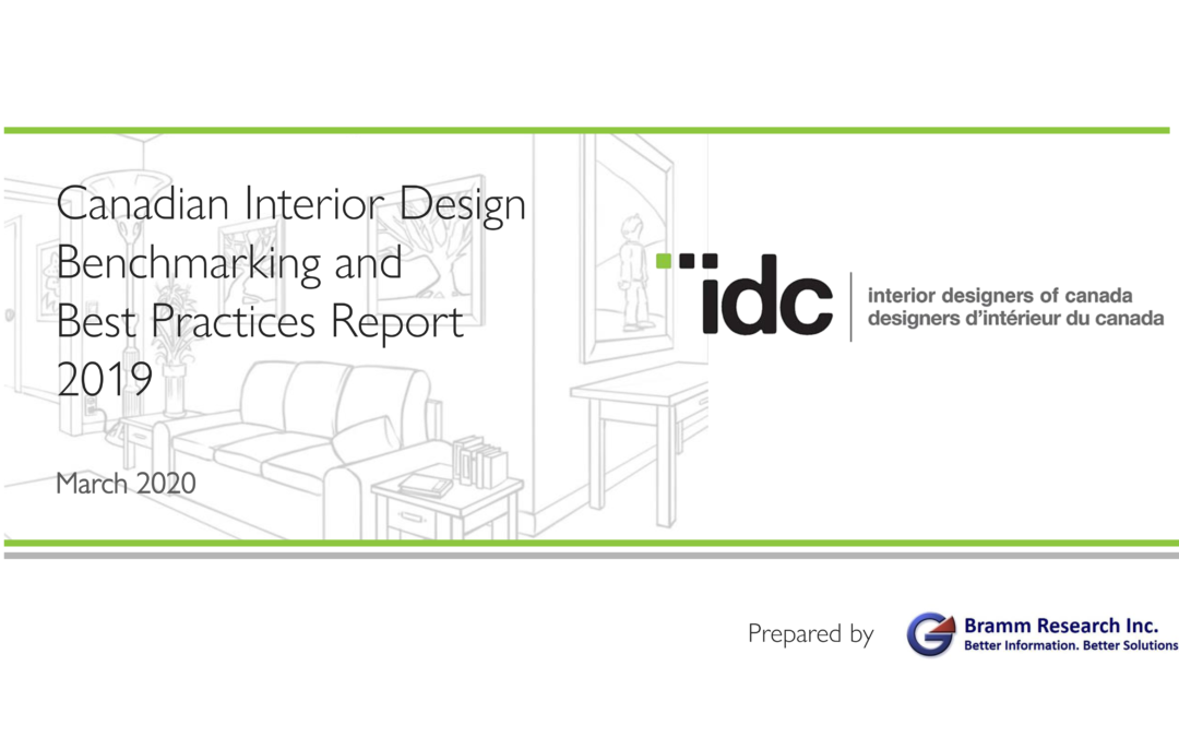 IDC Benchmarking and Best Practices Report